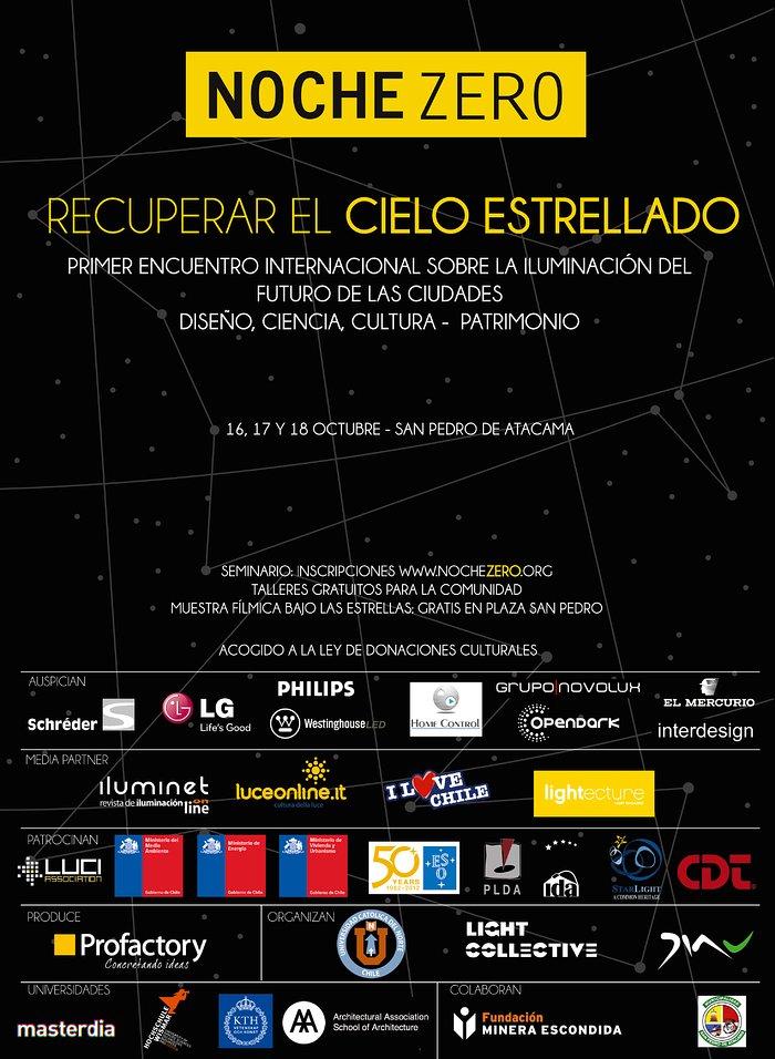 El evento se realizará entre el 16 y 18 de octubre en la localidad de San Pedro de Atacama