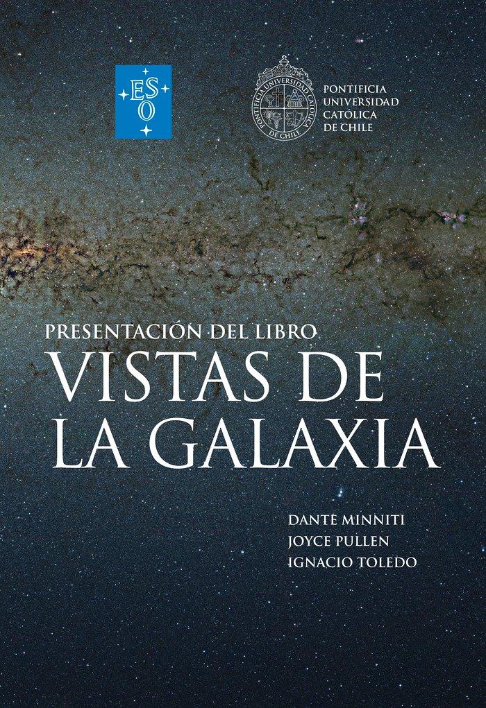 """Presentación del Libro """"Vistas de la Galaxia"""""""