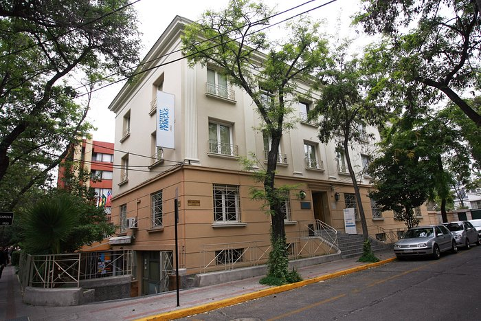 El Instituto Francés de Chile