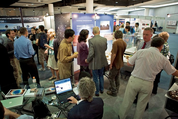 ESO Hour at the IAU General Assembly 2009