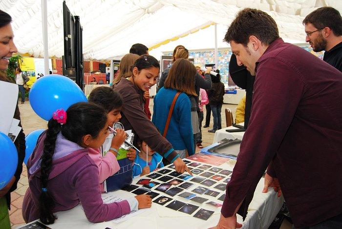 Astroday 2010, La Serena, Chile