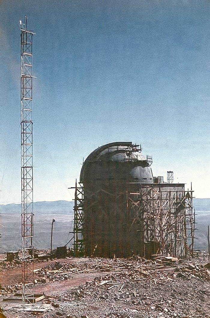 La Silla Construction 07