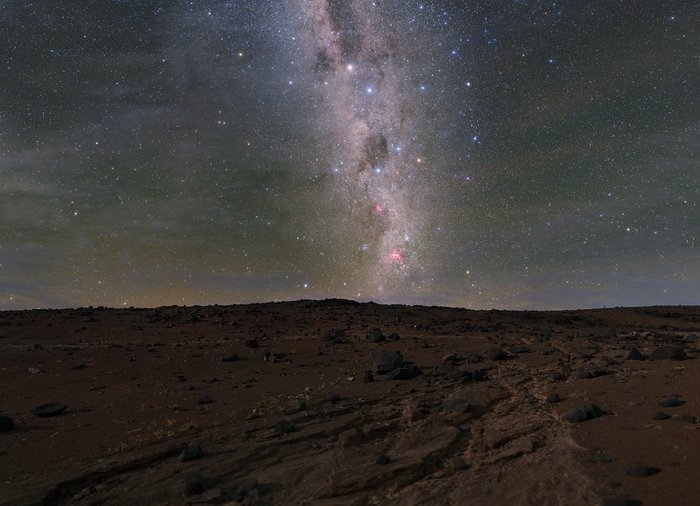 River of Stars, River of Sand