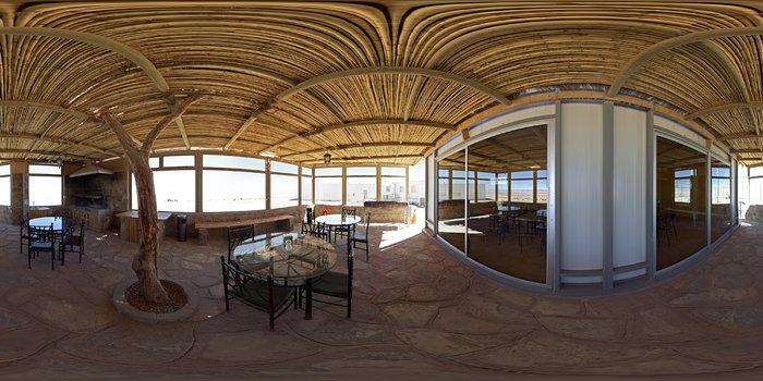 ALMA OSF canteen panorama