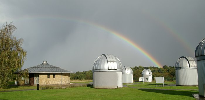 The Bayfordbury Observatory