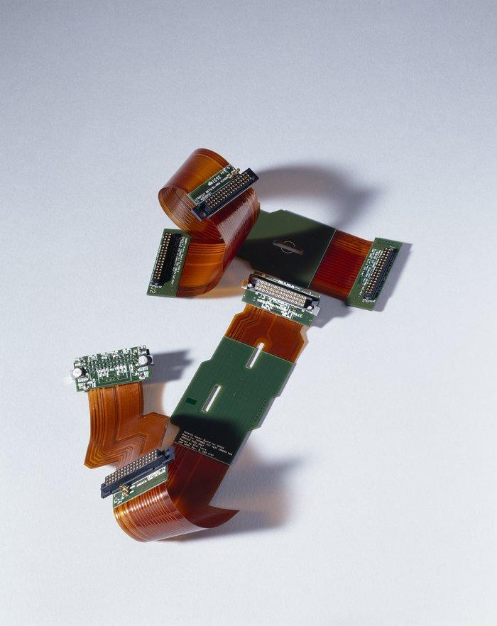 CCD connectors