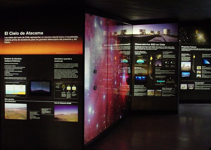 Museum of the Atacama Desert, Antofagasta, Chile