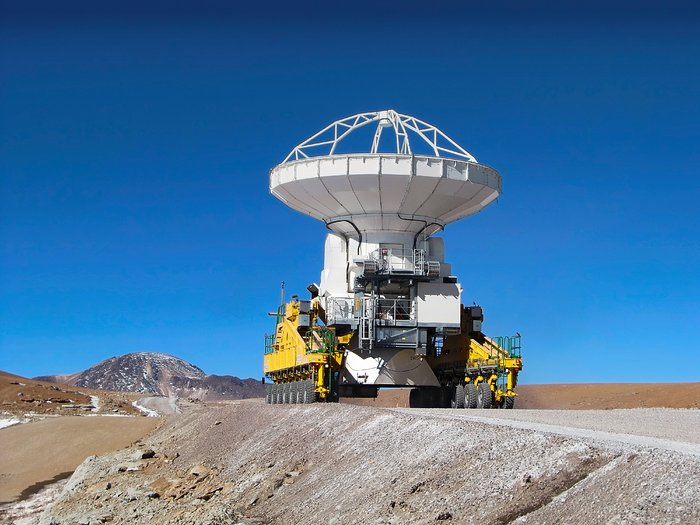 Hitching a Lift with an ALMA Transporter