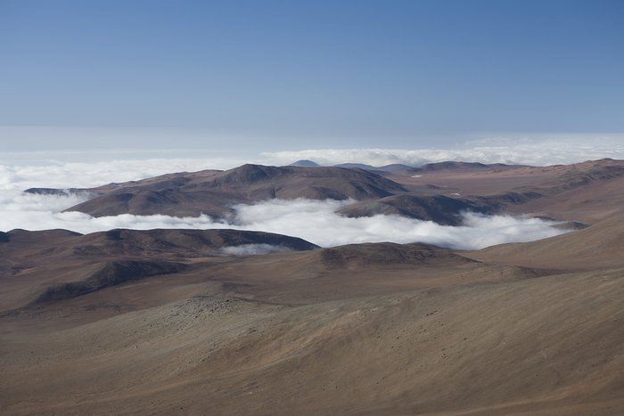 Paranal coastal cloud layer