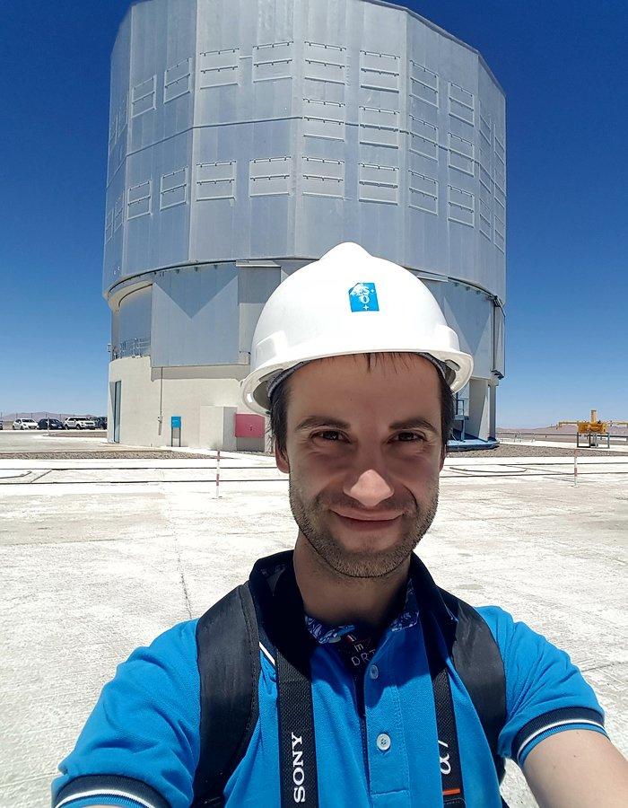 ESO Photo Ambassador Daniele Gasparri