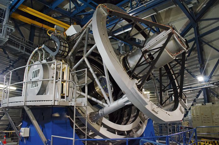 The Visible and Infrared Survey Telescope for Astronomy