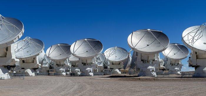 ALMA's antennas