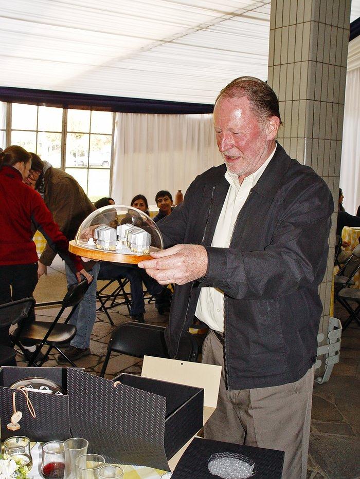 Joerg Eschwey's Farewell