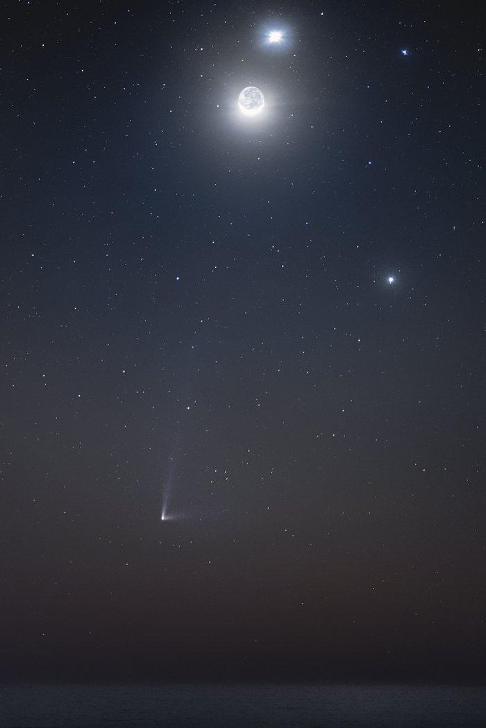 Night sky treasure trove