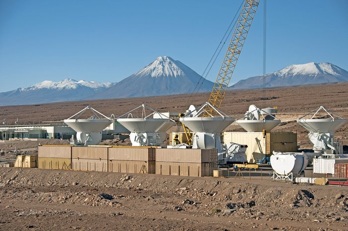 The European Integration Facility at ALMA