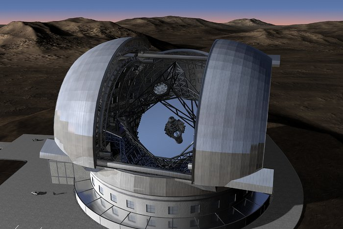 The Extremely Large Telescope