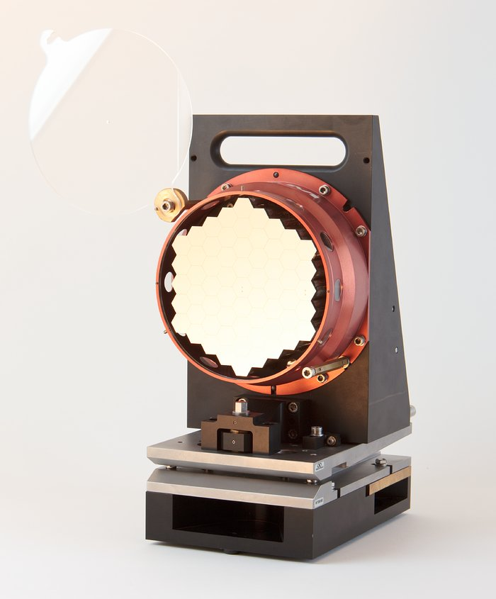 E-ELT scaled segmented mirror