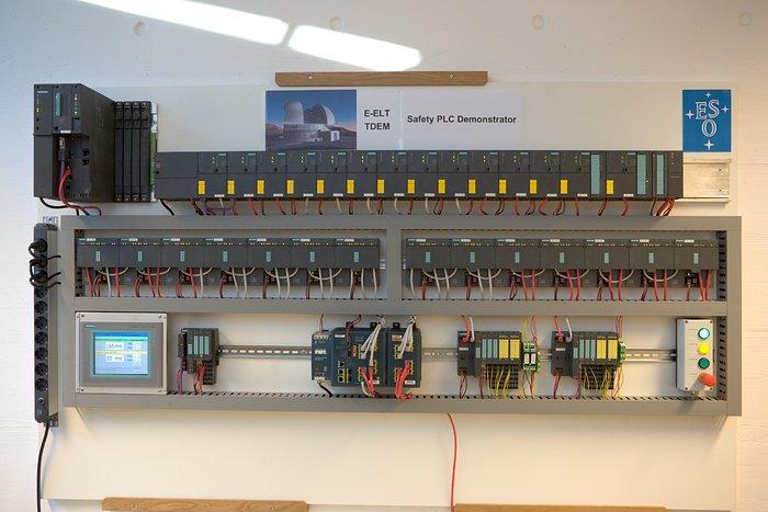 E-ELT PLC