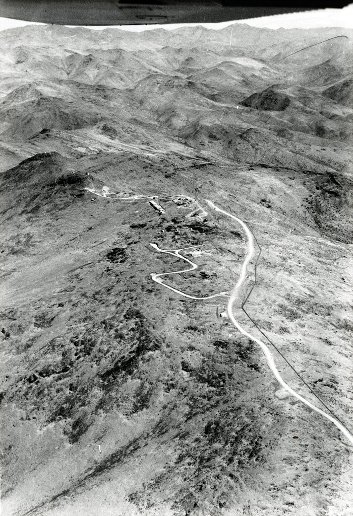 La Silla Observatory site