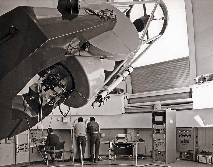 ESO 1-metre Telescope