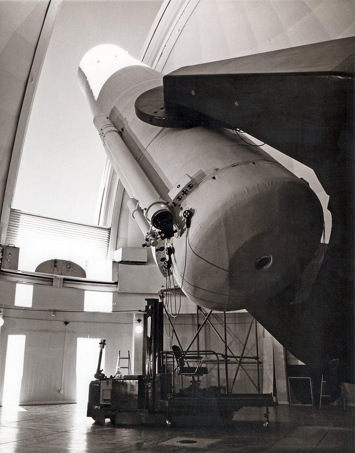 The ESO 1-metre Schmidt telescope