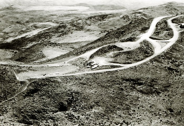 La Silla in 1966