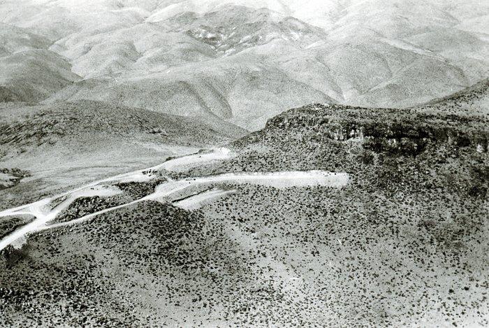 La Silla mountain view
