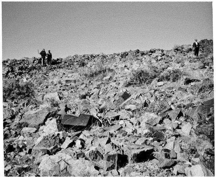 La Silla site, 1965