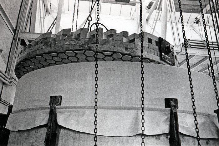 Duke ndërtuar teleskopin e ESO-s 3.6-metra