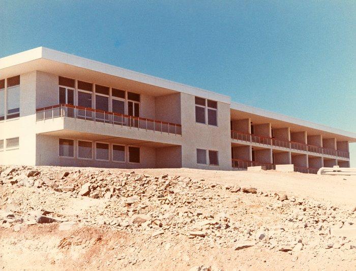 La Silla Hotel in 1969