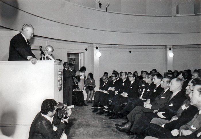 La Silla observatory Inauguration