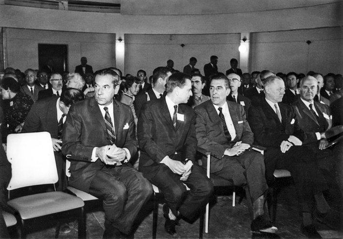 La Silla Inauguration