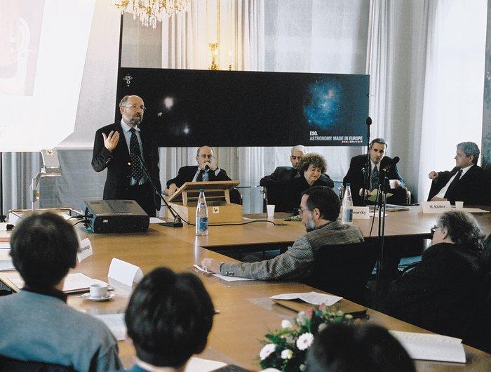 ESO Presentation Bern