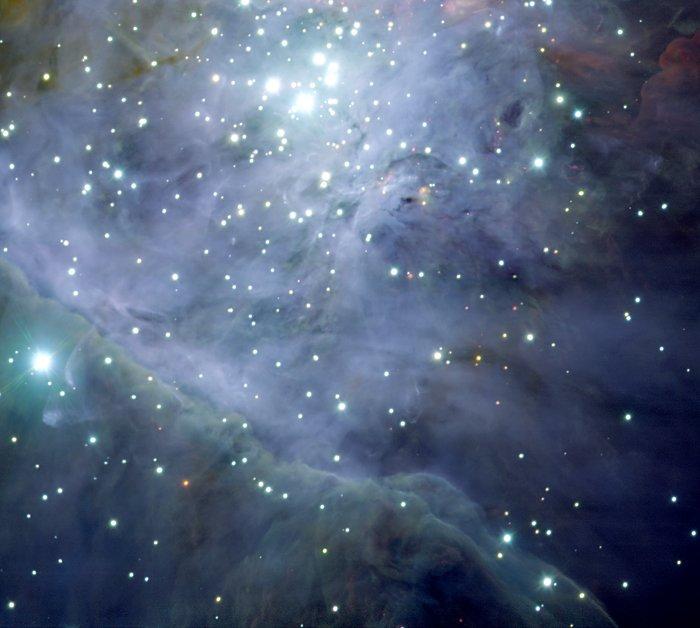 La Nebulosa de Orión: una joya en la Espada