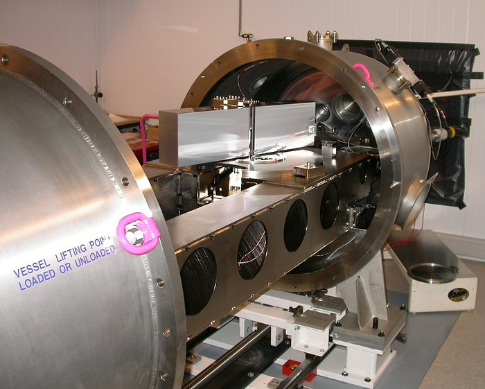 The HARPS spectrograph