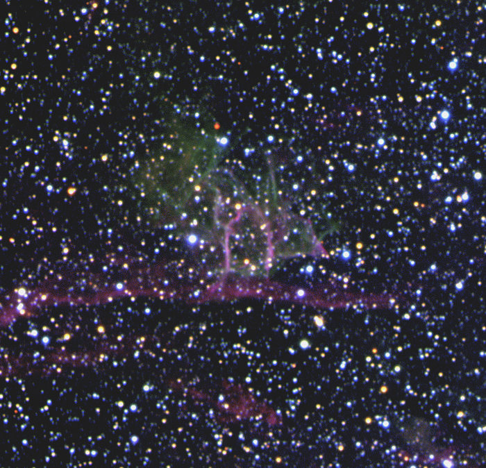 SNR B0544-6910 in the LMC