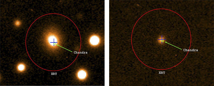 Gamma-Ray Burst GRB 050724
