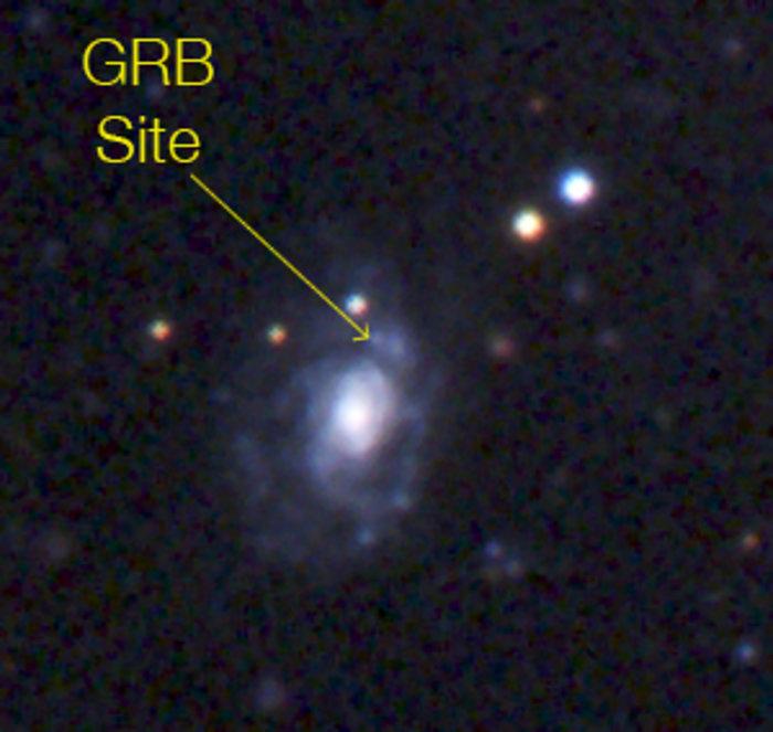 GRB 060505