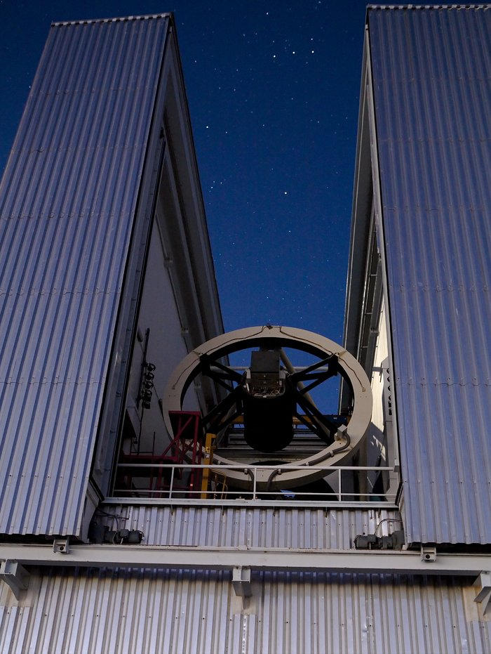 New Technology Telescope do ESO