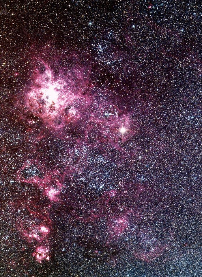 Supernova 1987A en la Gran Nube de Magallanes