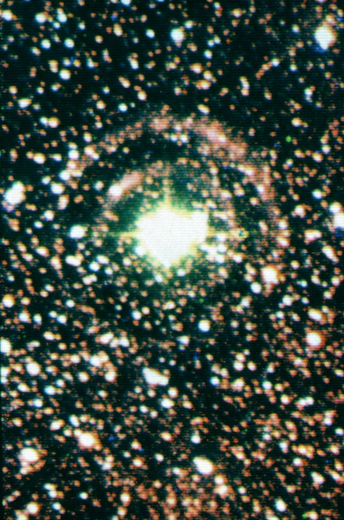 Light echoes around SN1987A