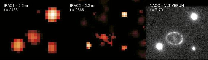 El anillo alrededor de SN1987A