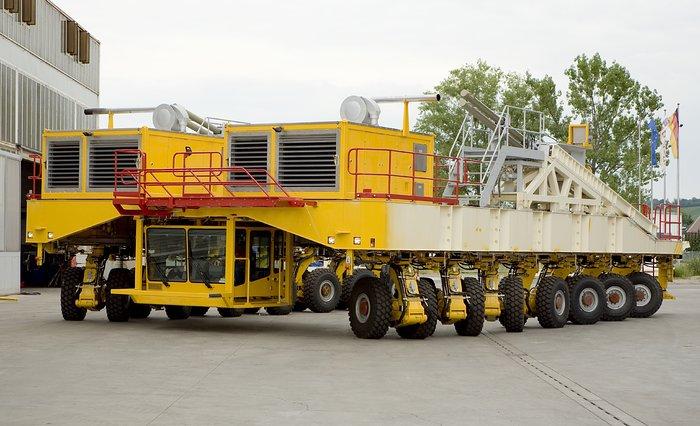 Transportador de ALMA