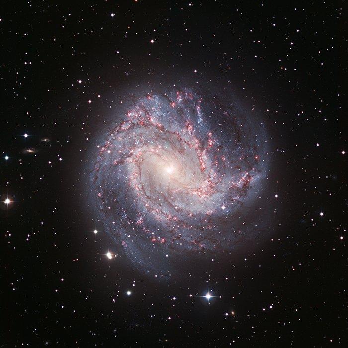 Galaxia Espiral Messier 83