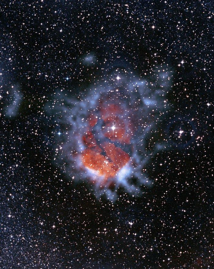 Maternidades estelares brilhantes