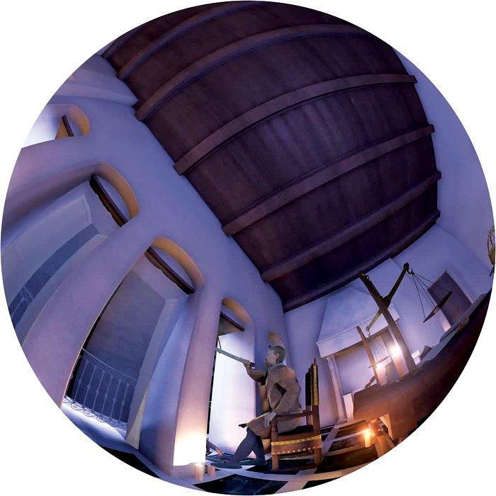 Las primeras observaciones de Galileo con un telescopio