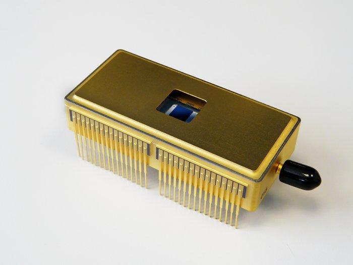 El detector CCD220