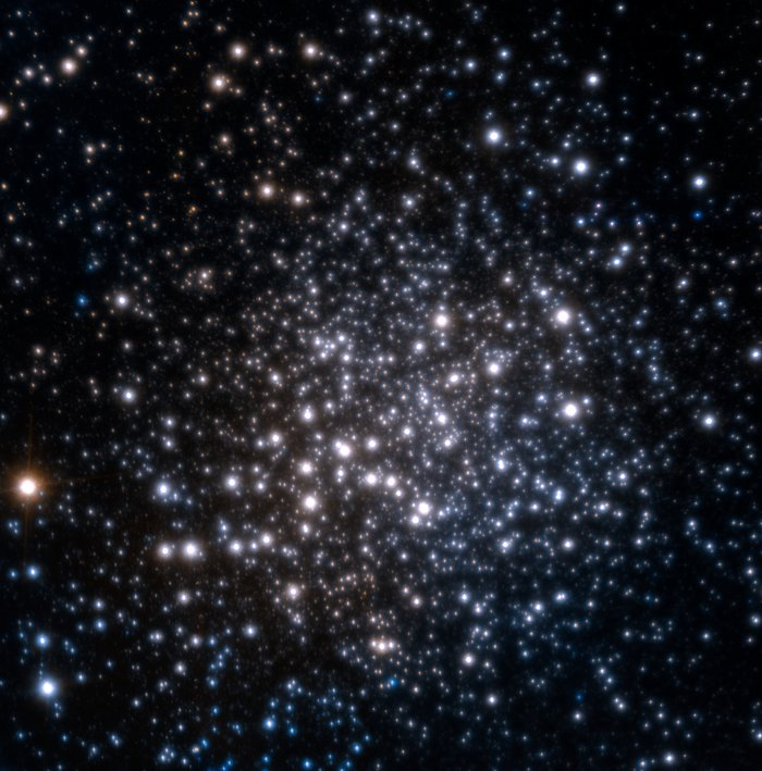 The star cluster Terzan 5