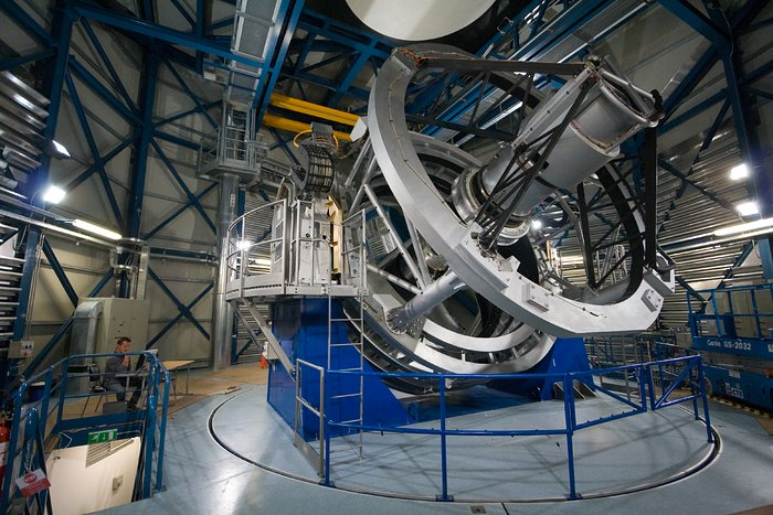 VISTA: the Visible and Infrared Survey Telescope for Astronomy