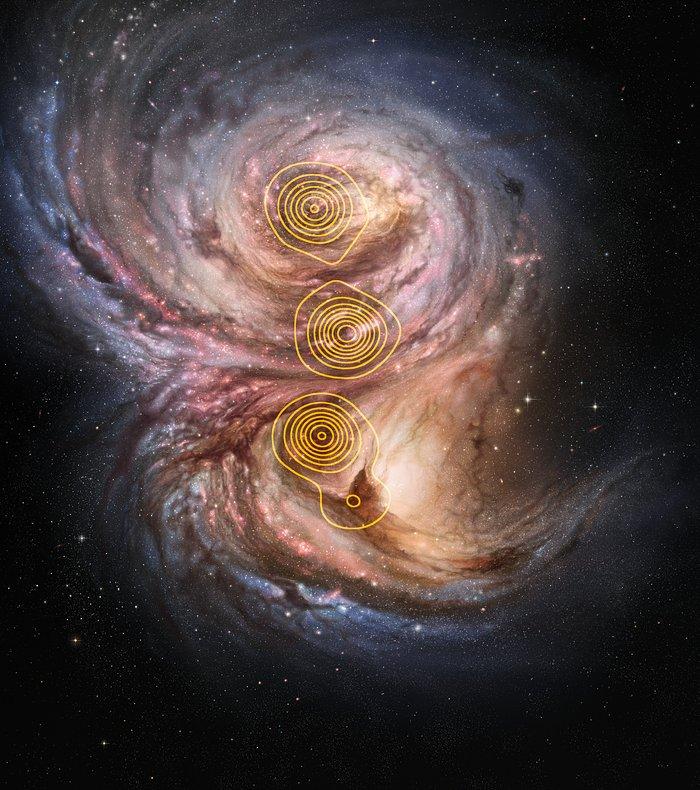 Fábricas de estrellas en el Universo lejano